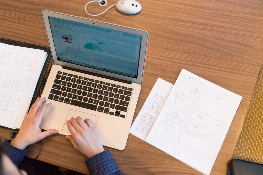 computer, homework, webinar